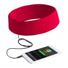 Schweißband mit Kopfhörer