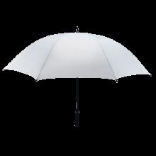 Regenschirm Stockholm - Ø 130 cm | Fiberglas | Schaumstoffgriff | 8755187 Weiß