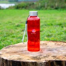 Trinkflasche Utah | 500 ml | transparent | 8759356
