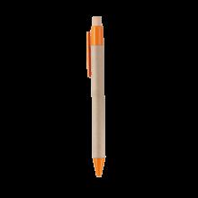 Öko-Kugelschreiber | Green | Pappe  | 8763888 Orange