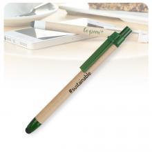 Kugelschreiber | Touchfunktion | Recyclingkarton