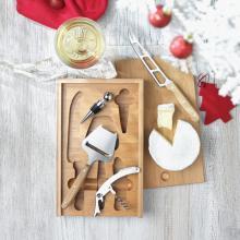 Wein und Käse Set