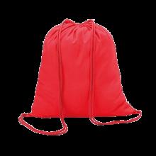 Baumwoll Rucksäcke | 100 g/m2 | Farbig | 8798484 Rot