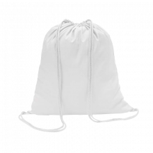 Baumwoll Rucksäcke | 100 g/m2 | Farbig | 8798484 Weiß