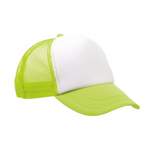 Truckercap | Full Colour | Ab 25 Stk. | 8798594FC Neon grün