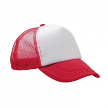 Truckercap | Full Colour | Ab 25 Stk. | 8798594FC Rot