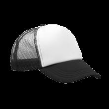 Truckercap | Full Colour | Ab 25 Stk. | 8798594FC Schwarz
