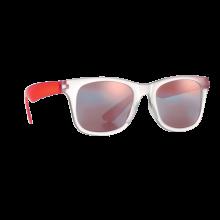 Sonnenbrille mit verspiegelten Gläsern   8798652 Rot