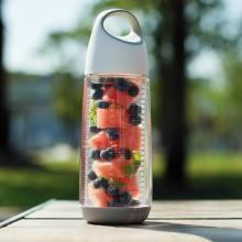 Bopp Wasserflasche mit Fruchtfach