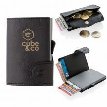 Kartenhalter  | Münzfach | C-Secure