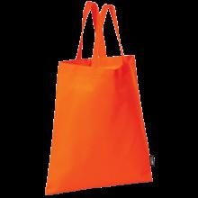Non Woven Tragetasche | kurze Henkel | 9191378 Orange