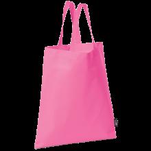 Non Woven Tragetasche | kurze Henkel | 9191378 Pink