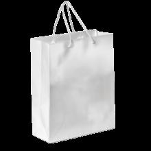 Laminierte Papiertasche | DIN A4 | 9191512 Weiß