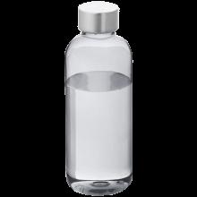 Trinkflasche Spring | 0,6 l | BPA-frei | 92100289 Transparent Schwarz