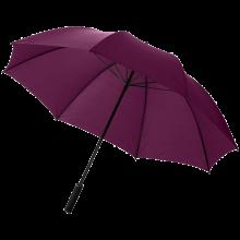Regenschirm Manchester | Ø 130 cm | Golfschirm | 92109042 Dunkel Rot