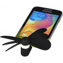 Micro USB-Ventilator | Silikon-Propeller