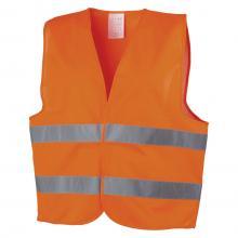Warnwesten | Einheitsgröße | EN471 | Schnell | 9219538546 Orange