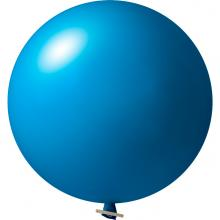 Riesenluftballon | 150 cm | Big Sky | 9415001 Mittel Blau