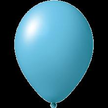 Reklameluftballon | 27 cm | 9475851 Hellblau