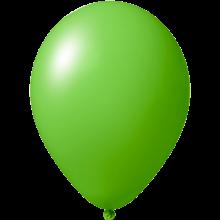 Reklameluftballon | 27 cm | 9475851 Mittel grün