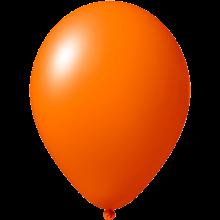 Reklameluftballon | 27 cm | 9475851 Orange