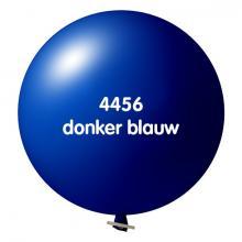 Riesenluftballon | 80 cm | Qualitätsdruck | 948501 Dunkel Blau