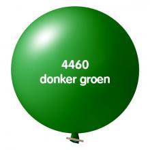 Riesenluftballon | 80 cm | Qualitätsdruck | 948501 Dunkel Grün