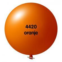 Riesenluftballon | 80 cm | Qualitätsdruck | 948501 Orange