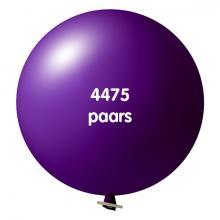 Riesenluftballon | 80 cm | Qualitätsdruck | 948501 Violett