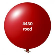 Riesenluftballon | 80 cm | Qualitätsdruck | 948501 Rot