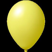 Reklameluftballon | 33 cm | 9485951 Hellgelb