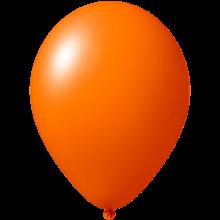 Reklameluftballon | 33 cm | 9485951 Orange