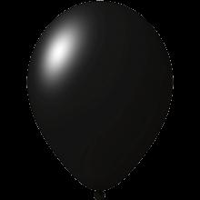 Luftballon | Ø 33 cm | Kleinauflage | 9485951s Schwarz
