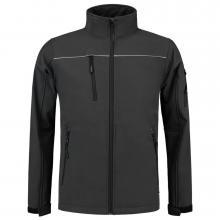 Soft Shell Jacke | Tricorp Workwear | 97TSJ2000 Dunkelgrau