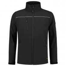 Soft Shell Jacke | Tricorp Workwear | 97TSJ2000 Schwarz