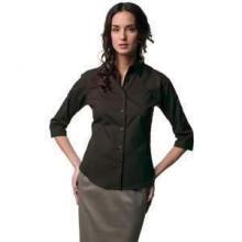 Damen-Bluse | mit 3/4-Ärmeln