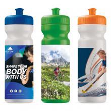 Sportflasche BASIC | 750 ml | BPA frei | Vollfarbe