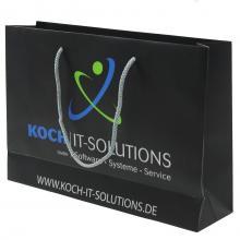 Glossy Mode-Tasche bunt (DIN A4+)