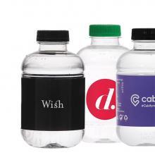 Runde Wasserflasche | 250 ml