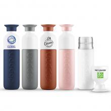 Dopper Thermo - 350 ml   Isolierte Wasserflasche mit Becher   530012