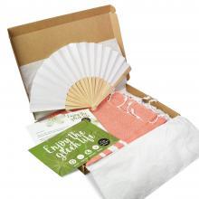 Eco-Pakete   Haman-Handtuch und Fächer