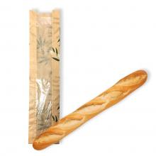 Bäckerei Papiertüte | 9 + 4 x 60 cm