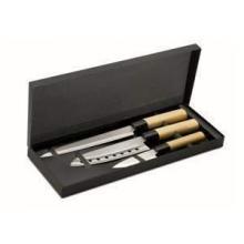Messerset im japanischen Stil