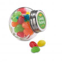 Bonbons im Glasspender