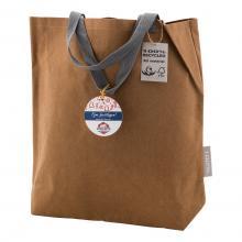 Krafttasche 37 x 13 x 44 cm Recyclingpapier
