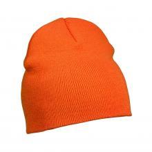 Beanie mit Stickerei | 96MB7580 Orange