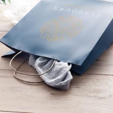 Kraft Tasche | DIN A5 | Kordelgriff | Schnell | max102