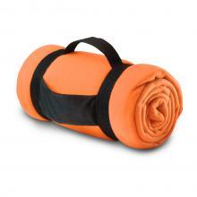 Fleecedecke | 180 g/m² | 8797245 Orange