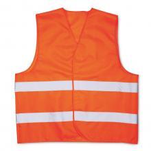 Warnwesten | Polyester | Schnell | 8798062 Orange
