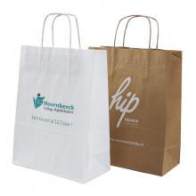 Papiertasche | DIN A5 | Kordelgriff | Eco | 108KR2218